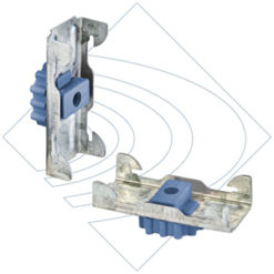 IB-3 Soundproofing Decoupling Clips